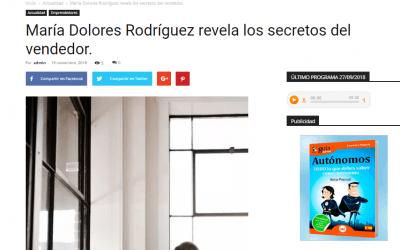 María Dolores Rodríguez y su GuíaBurros se hacen hueco en Colaborum.